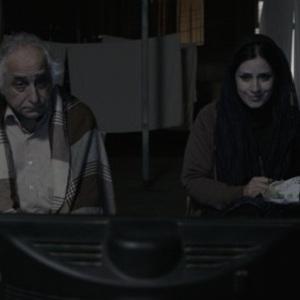 مریم مقدم و شمس لنگرودی در فیلم احتمال باران اسیدی
