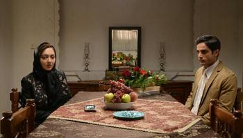 آرمان درویش و نیکی کریمی در فیلم «کمدی انسانی»