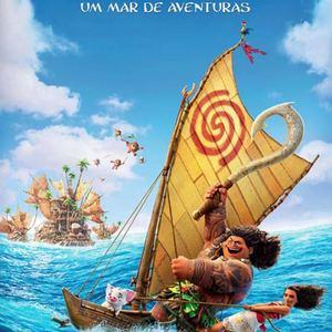 پوستر انیمیشن سینمایی «موآنا»(Moana)