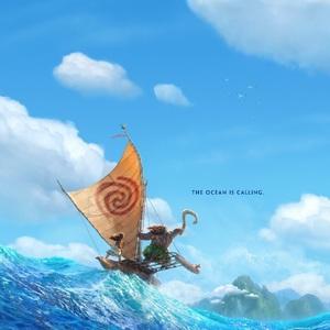 پوستر انیمیشن «موانا»(Moana)
