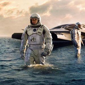 متیو مککانهی در فیلم «در میان ستارگان»(Interstellar)