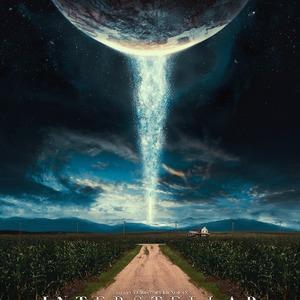پوستر فیلم «در میان ستارگان»(Interstellar) ساخته کریستوفر نولان