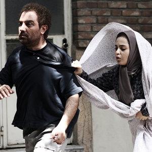 برزو ارجمند و سحر احمدپور در فیلم چهارشنبه 19 اردیبهشت