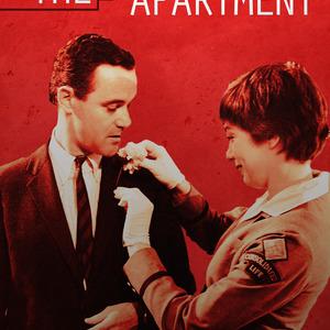 پوستر فیلم «آپارتمان»(the apartment)