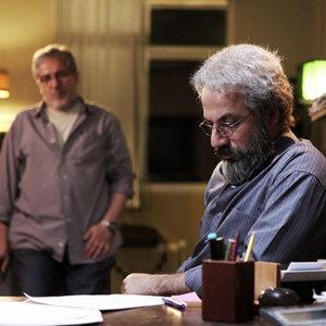 امیر آقایی و شاهرخ فروتنیان در فیلمی از وحید جلیلوند