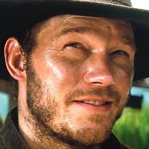 کریس پرت در فیلم «هفت دلاور»(The Magnificent Seven)