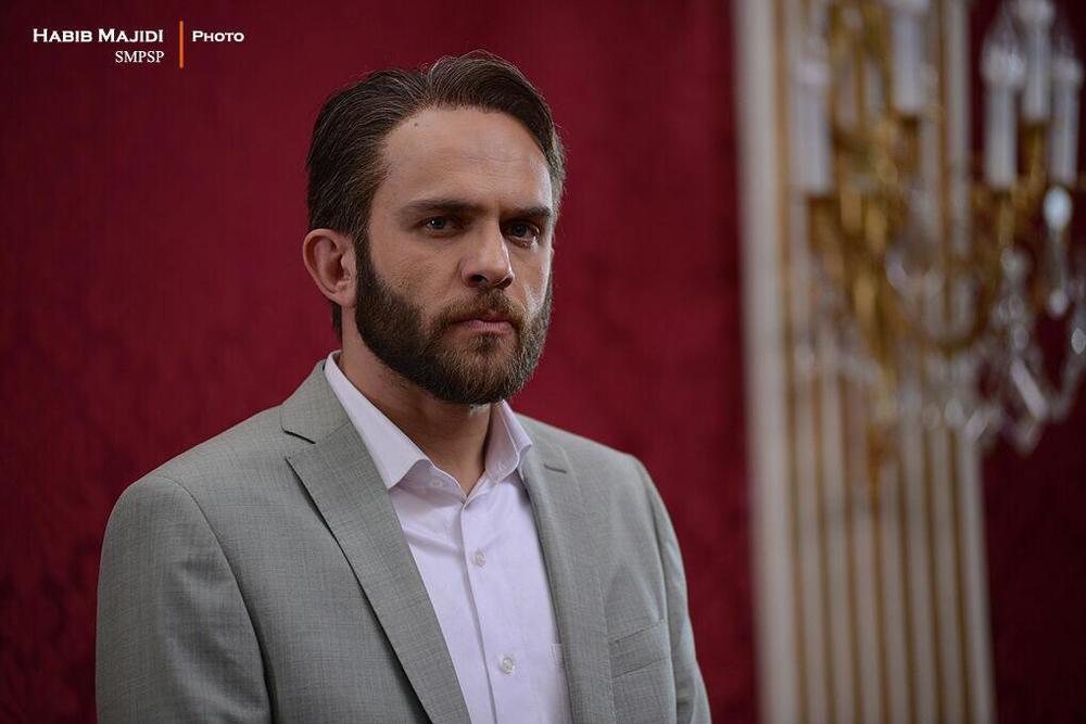سریال نمایش خانگی «عالیجناب» با بازی بابک حمیدیان
