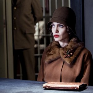 آنجلینا جولی در نمایی از فیلم «بچه جایگزین»(Changeling)