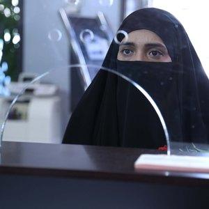میترا حجار در فیلم «این زن حقش را میخواهد»