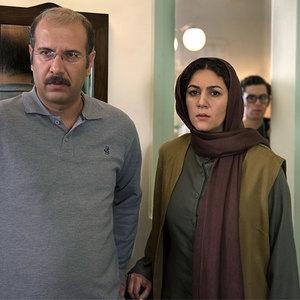ستاره اسکندری و محمد بحرانی در فیلم نزدیک تر