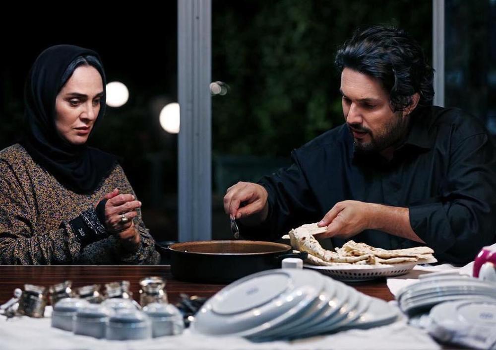 فیلم «نیمه شب اتفاق افتاد» با بازی حامد بهداد و رویا نونهالی