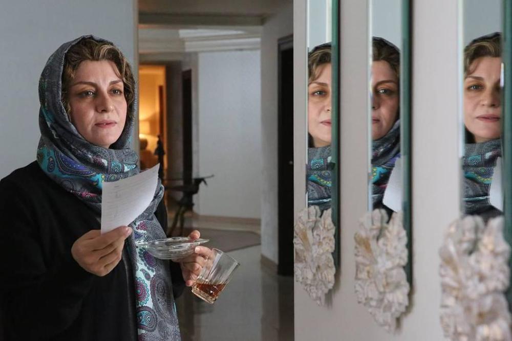 مریلا زارعی بازیگر فیلم «زیر سقف دودی»