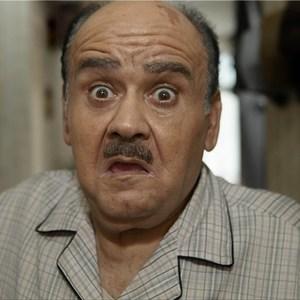 اکبر عبدی در فیلم قندون جهیزیه