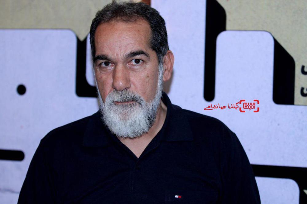 سعید سهیلی در اکران خصوصی فیلم «سیانور»