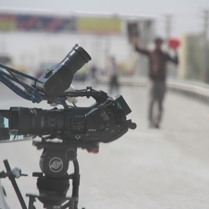 پشت صحنه فیلم سینمایی «جاده شهریار»