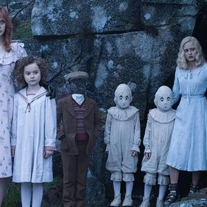 فیلم «خانه دوشیزه پرگرین برای بچههای عجیب و غریب»(miss peregrine's home for peculiar children)