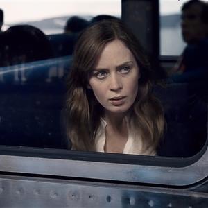 امیلی بلانت در فیلم «دختری در قطار»(The Girl on the Train)