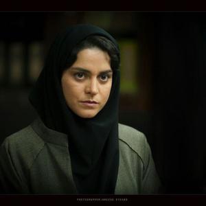 غزل شاکری در فیلم «سارا و آیدا» ساخته مازیار میری