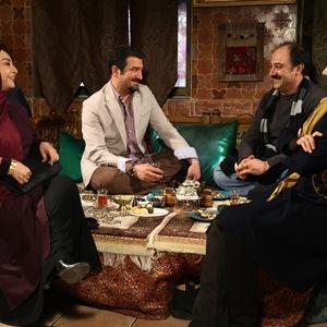 نمایی از فیلم مجرد چهل ساله ساخته شاهين باباپور