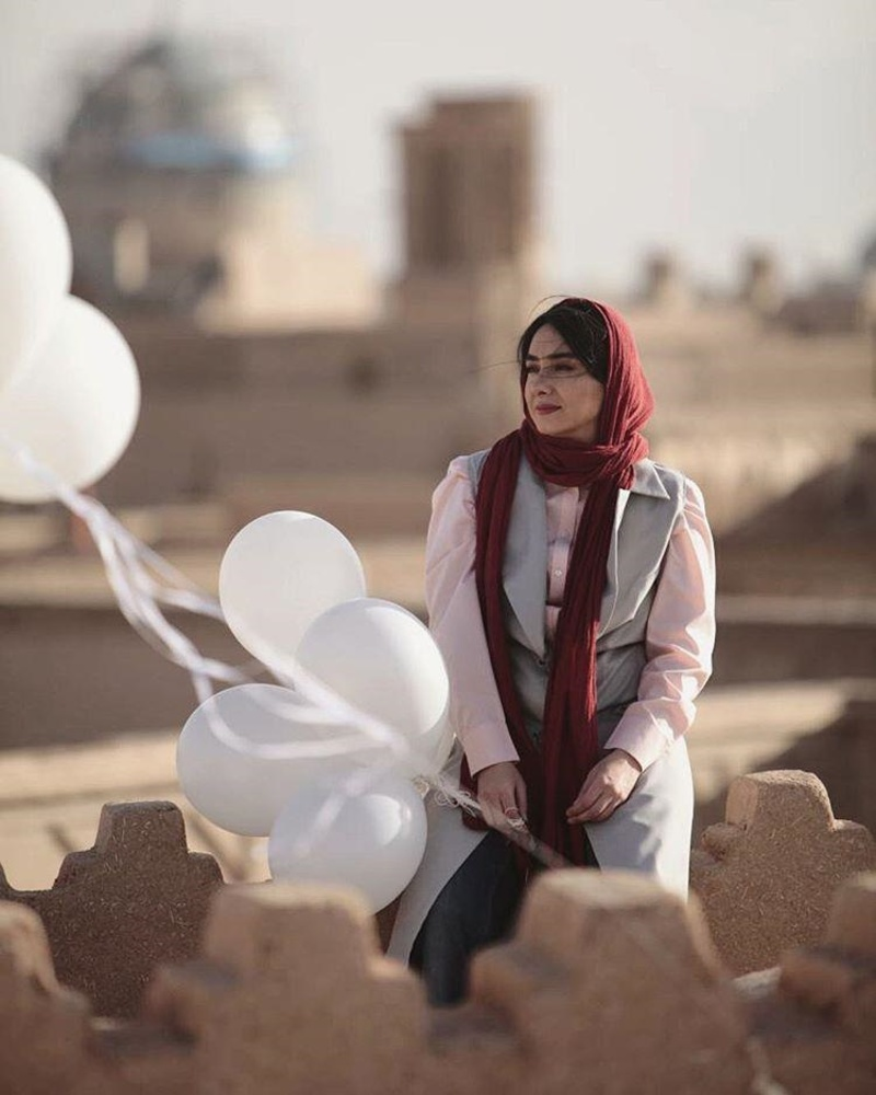 هانیه توسلی در فیلم «مادری»