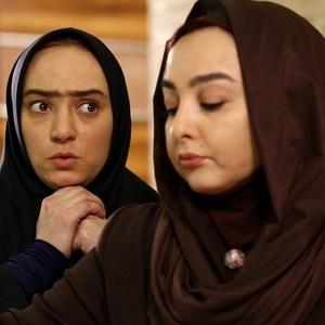 ماهایا پطروسیان و سحر ولدبیگی در مجرد چهل ساله