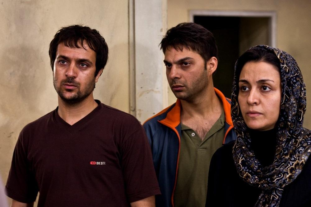 مریلا زارعی، پیمان معادی واحمد مهرانفر در فیلم «درباره الی»