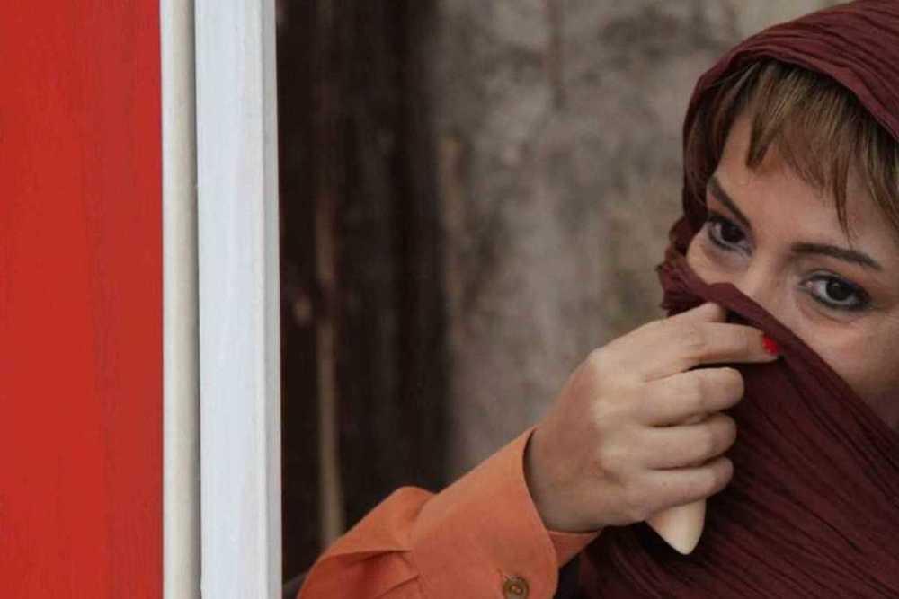 فیلم «بی خود و بی جهت» با بازی پانته آ بهرام