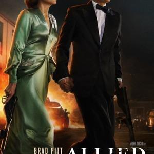 پوستر فیلم «متفقین»(Allied)