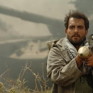 حامد کمیلی در فیلم دفاع مقدسی