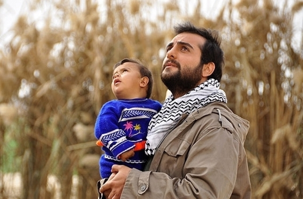 فیلم زندگی شهید حسین علمالهدی با بازی حامد کمیلی