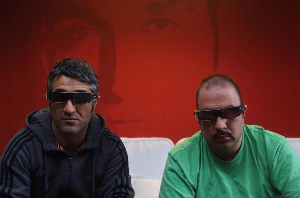 فیلم «خوب، بد، جلف» با بازی علی اوجی و پژمان جمشیدی