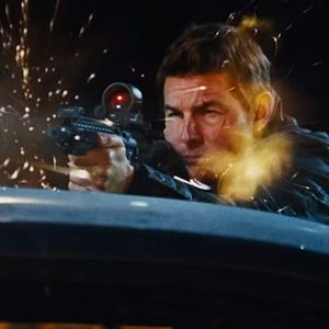 نمایی از «جک ریچر: هرگز برنگرد»(Jack Reacher: Never Go Back) با بازی تام کروز