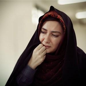 هانیه توسلی در نمایی از فیلم «دهلیز»