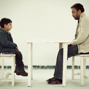 رضا عطاران و محمدرضا شیرخانلو در فیلم «دهلیز»