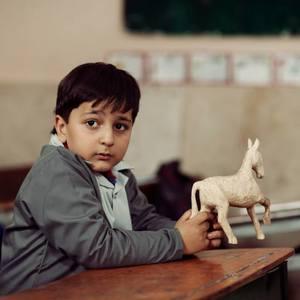محمدرضا شیرخانلو در فیلم «دهلیز»