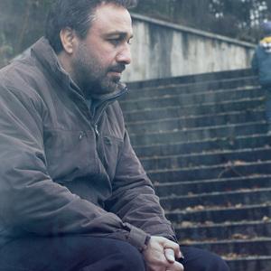 رضا عطاران در فیلم «دهلیز»