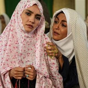 شقایق فراهانی و میترا حجار در فیلم «دعوتنامه»