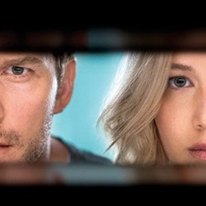 فیلم «مسافران»(Passengers) با بازی کریس پرت و جنیفر لارنس