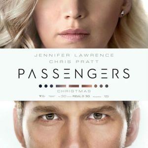 پوستر فیلم «مسافران»(Passengers)
