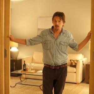 ایتن هاک در فیلم «پیش از نیمه شب»(before midnight)