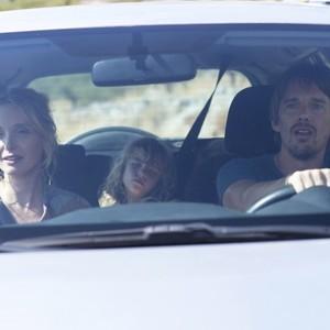 ژولی دلپی و ایتن هاک در فیلم «پیش از نیمه شب»(before midnight)