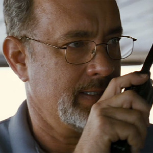 تام هنکس در فیلم «کاپیتان فیلیپس»(Captain Phillips)