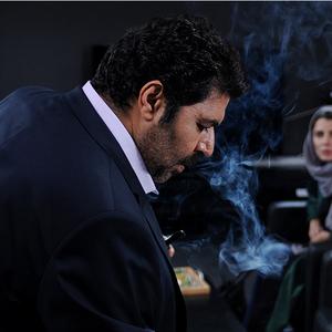 لیلا حاتمی و فرهاد اصلانی در فیلم دوران عاشقی