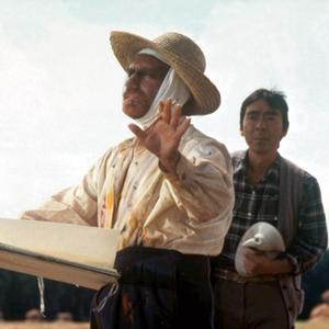 مارتین اسکورسیزی در فیلم «رویاها»(Dreams) ساخته در سال 1990