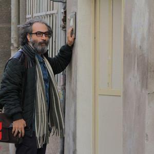حامد رحیمی نصر در فیلم «بازدم»