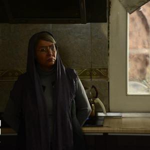 آزیتا حاجیان در فیلم «بازدم»