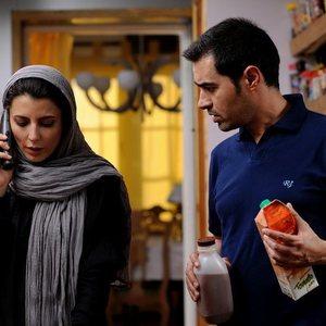 فیلم دوران عاشقی با بازی شهاب حسینی و لیلا حاتمی
