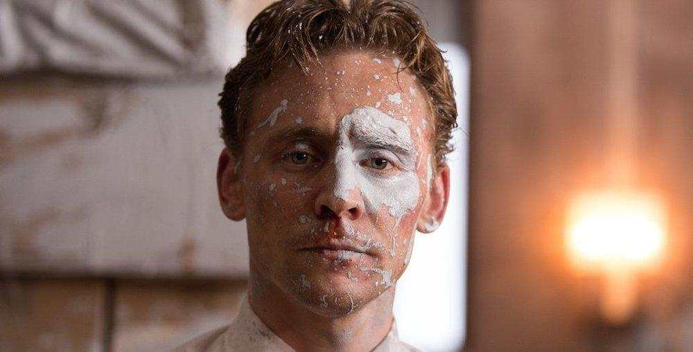 تام هیدلستون در فیلم «بلندی» (High-Rise)