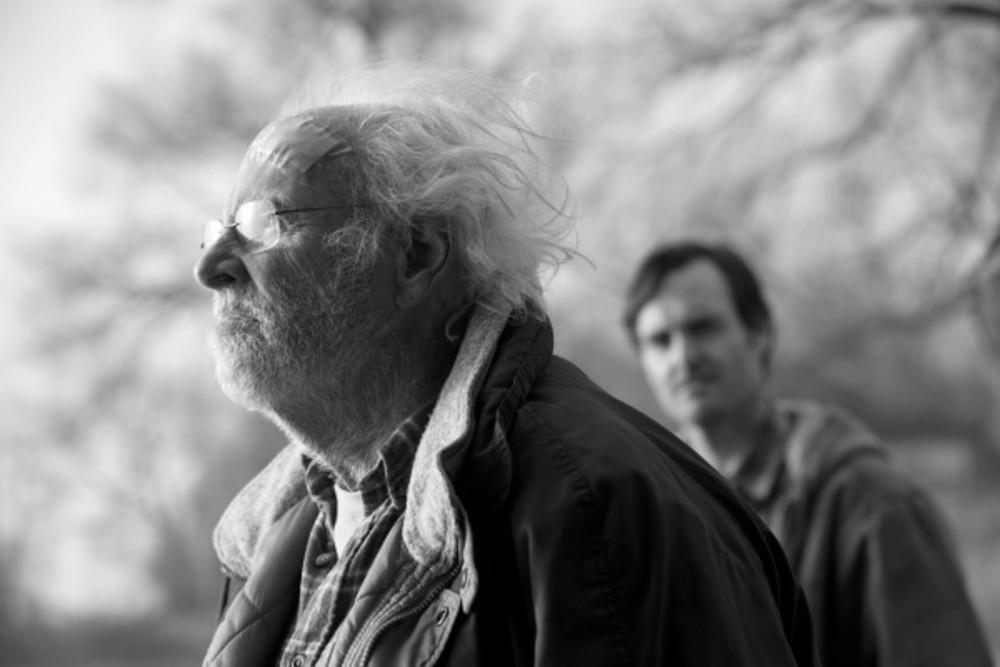 بروس درن در نمایی از فیلم «نبراسکا»(Nebraska)