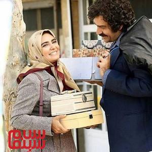 آرش مجیدی و لیندا کیانی در سریال «دل دادگان»